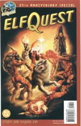 ElfQuest - 25th Anniversary Special (Fire And Flight)