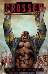 Crossed - Badlands #94