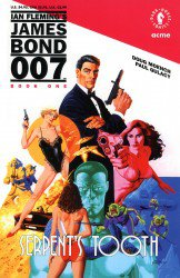 James Bond 007: Serpent's Tooth #1-3 Complete