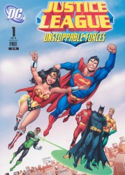 Download General Mills Presents - Justice League (1-9 series +  Convention Exclusive)