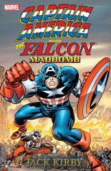 Captain America And The Falcon - Madbomb (TPB)