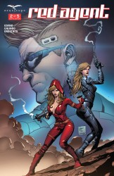 Grimm Fairy Tales Presents Red Agent #2