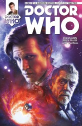 Doctor Who The Eleventh Doctor Year Two #06