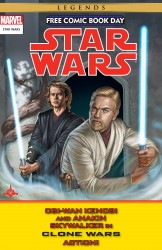 Free Comic Book Day - Star Wars