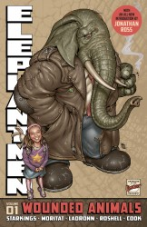 Elephantmen Vol.1 - Wounded Animals Revised & Expanded