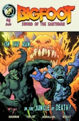 Bigfoot - Sword of the Earthman #04