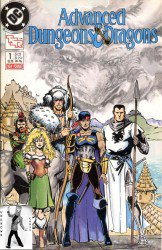 Advanced Dungeons and Dragons #1-36 Complete