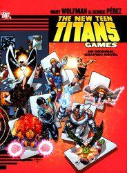 Teen Titans: Games