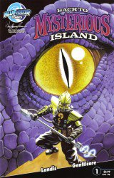 Back to Mysterious Island #1-4 Complete