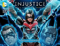 Injustice - Gods Among Us - Year Five #14