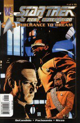 Star Trek: The Next Generation - Perchance to Dream #1-4 Complete