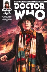 Doctor Who The Fourth Doctor #01