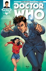 Doctor Who The Tenth Doctor Year Two #07