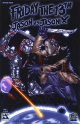 Friday The 13th - Jason Vs Jason X #1-2
