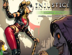 Injustice - Gods Among Us - Year Five #15
