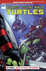 Download Teenage Mutant Ninja Turtles Deviations #1