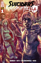 Suiciders - Kings of HelL.A. #1