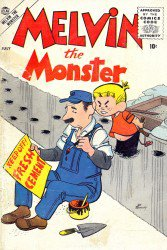 Melvin the Monster #1–6 Complete