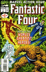 Marvel Action Hour: The Fantastic Four #1–8 Complete
