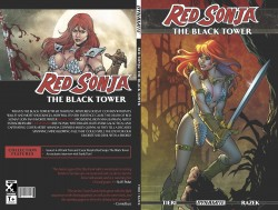 Download Red Sonja - The Black Tower Vol.1 (TPB)