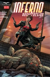 Grimm Fairy Tales Presents Inferno Resurrection #02