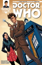 Doctor Who The Tenth Doctor Year Two #08