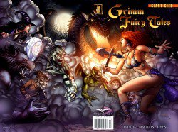 Grimm Fairy Tales Giant-Size