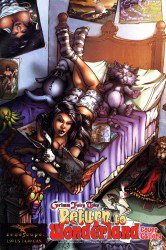 Grimm Fairy Tales: Return to Wonderland Cover Gallery