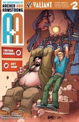A&A - The Adventures of Archer & Armstrong #2