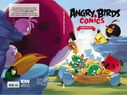 Angry Birds Comics Vol #2 – When Pigs Fly