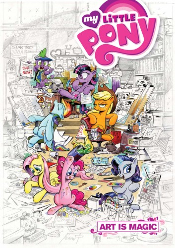 My Little Pony - Art is Magic!