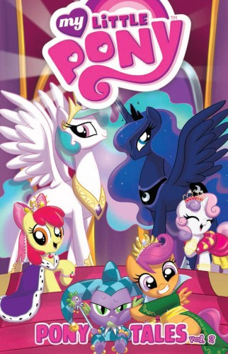 My Little Pony - Pony Tales Vol.2
