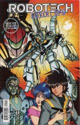 Robotech Covert Ops #1-2 Complete