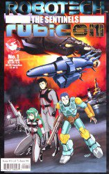 Robotech: The Sentinels Rubicon #1-2 Complete