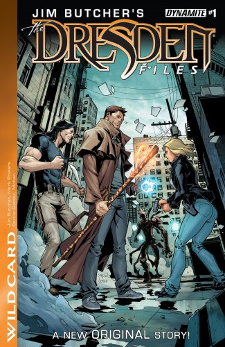Download The Dresden Files - Wild Card #01