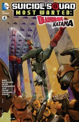 Download Suicide Squad Most Wanted - Deadshot & Katana #4