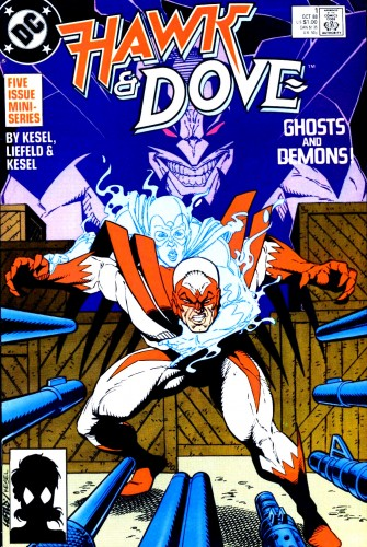 Download The Hawk and Dove Vol.2 #1-5 Complete