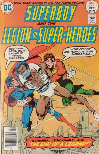 Download Superboy and the Legion of Super-Heroes Vol.1 #222-258 Complete