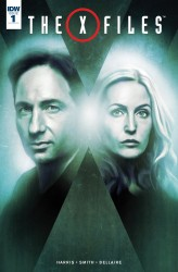 Download The X-Files #1