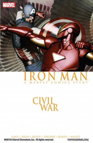 Civil War - Iron Man (TPB)