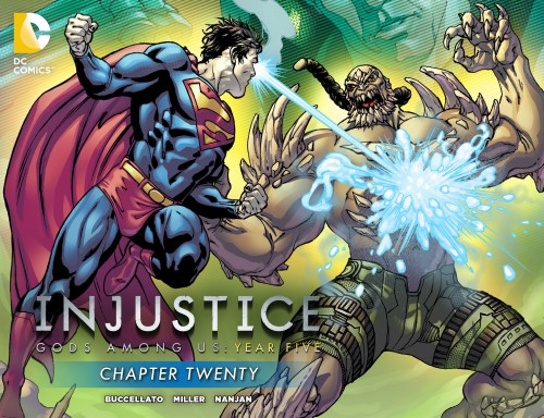 Download Injustice - Gods Among Us - Year Five #20