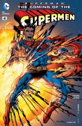 Download Superman - The Coming of the Supermen #4