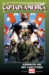 Captain America: Theatre of War - Ghosts of My Country