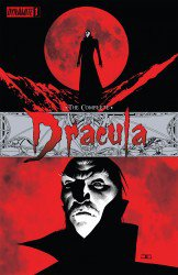 The Complete Dracula #1-5 Complete