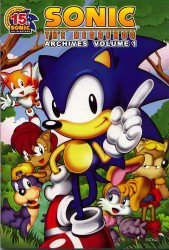 Archives Sonic: The Hedgehog Archives vol. 1