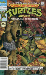 Teenage Mutant Ninja Turtles:The Movie II - The Secret Of The Ooze Summer