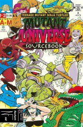 Teenage Mutant Ninja Turtles Mutant Universe Sourcebook