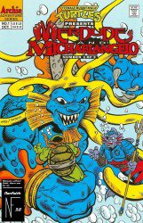 Teenage Mutant Ninja Turtles Presents: Merdude #1-3 Complete