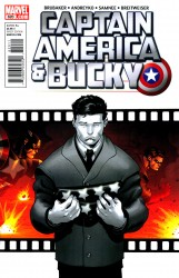 Captain America and Bucky #620-628 Complete