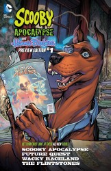 Scooby Apocalypse-Hanna-Barbera Preview Book #1